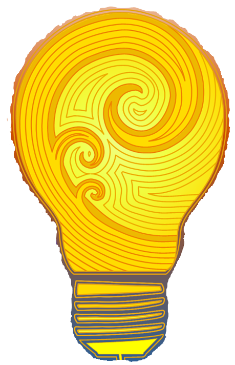 Decorative Image of a light bulb