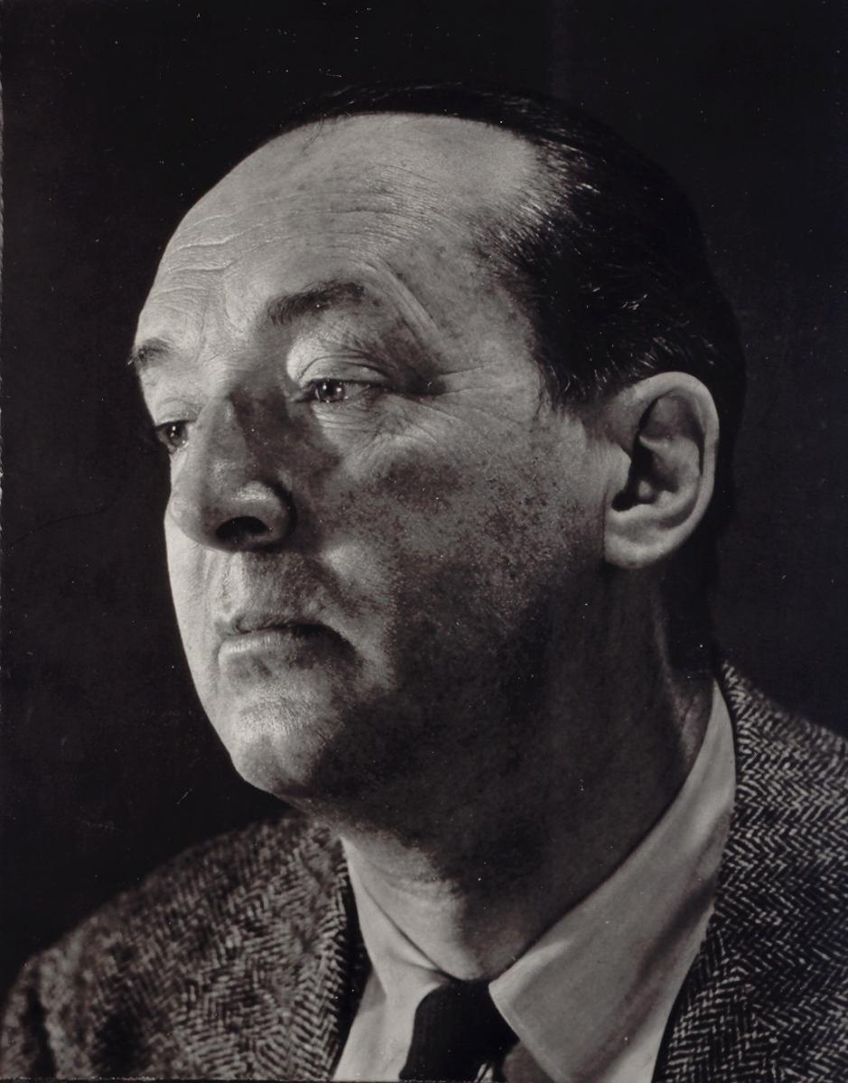 Vladimir Nabokov - writer and Cornell Professor (ca 1950)