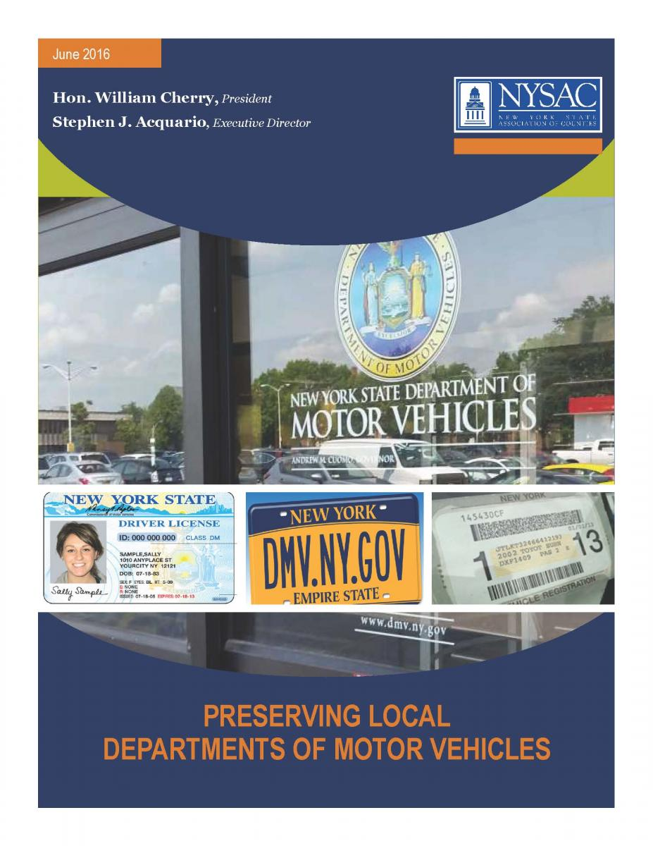 New York State Department Of Motor Vehicles Locations And