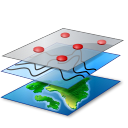 GIS Layers Icon