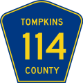 Tompkins County Shield