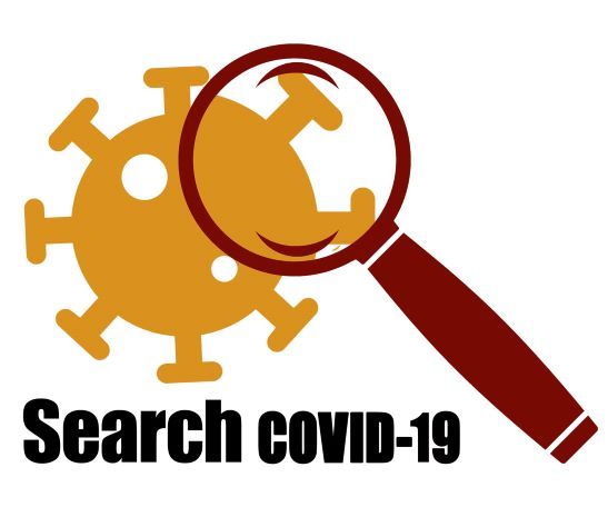 Icon for search tool