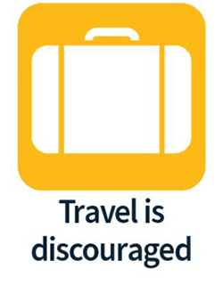 Travel--Non essential travel is discouraged. Quarantine is required when arriving in NYS from high spread states