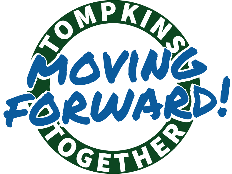 moving forward badge