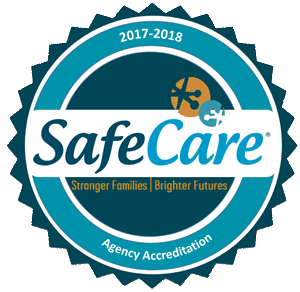 Safe Care Accreditation Seal