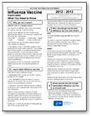 Health Seasonal Influenza (Flu) | www.tompkinscountyny.gov