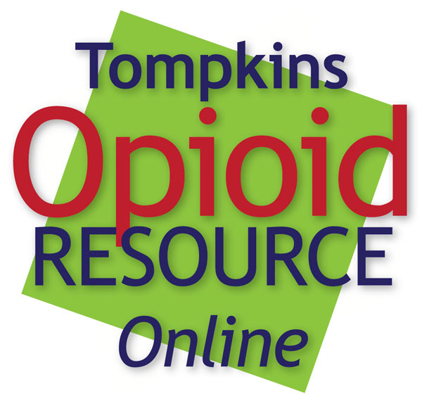 Opioid Resource graphic logo