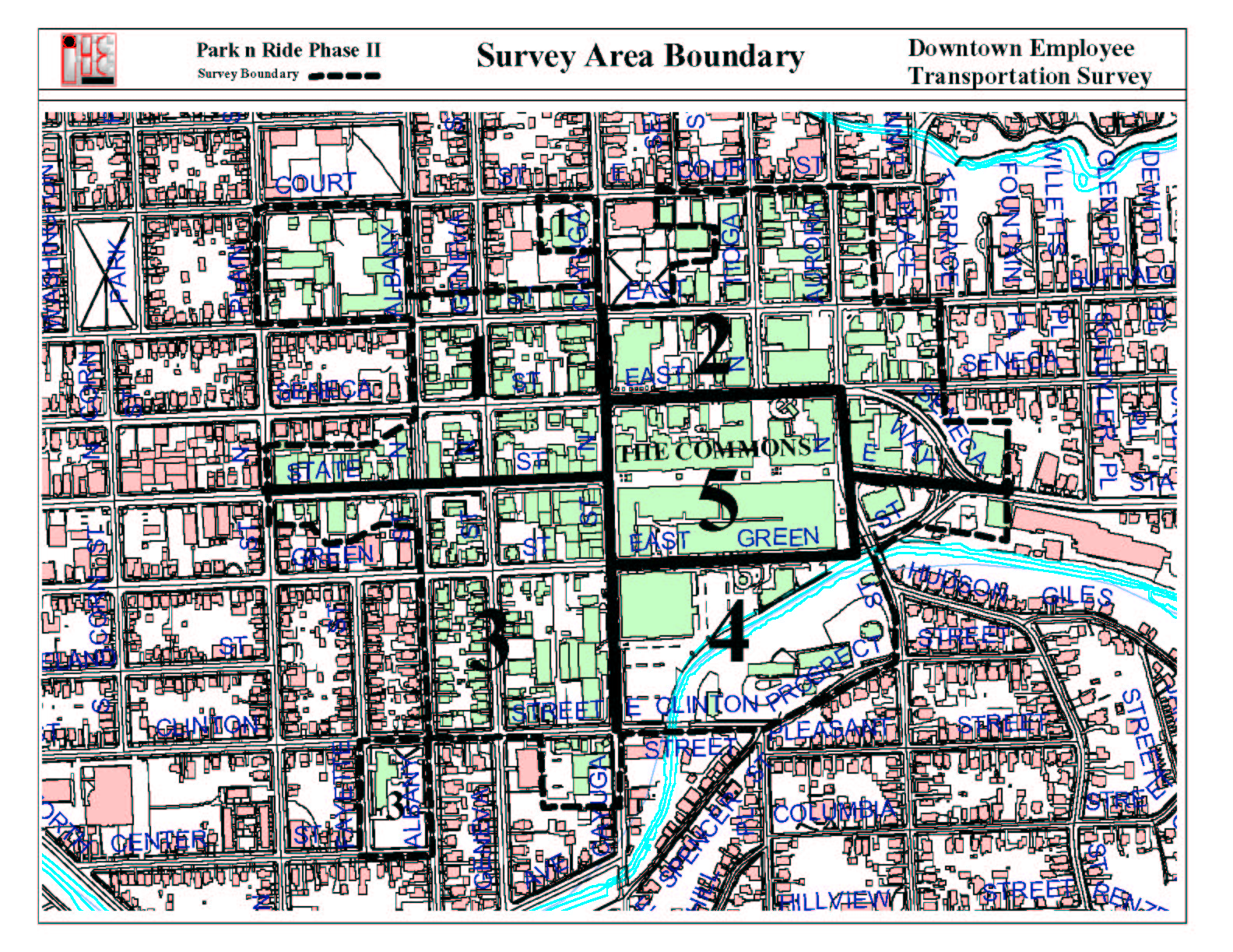 New york tompkins county ithaca 14850 - Click Here To See The Survey Area Boundary