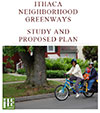 picture of the cover of  greenways plan