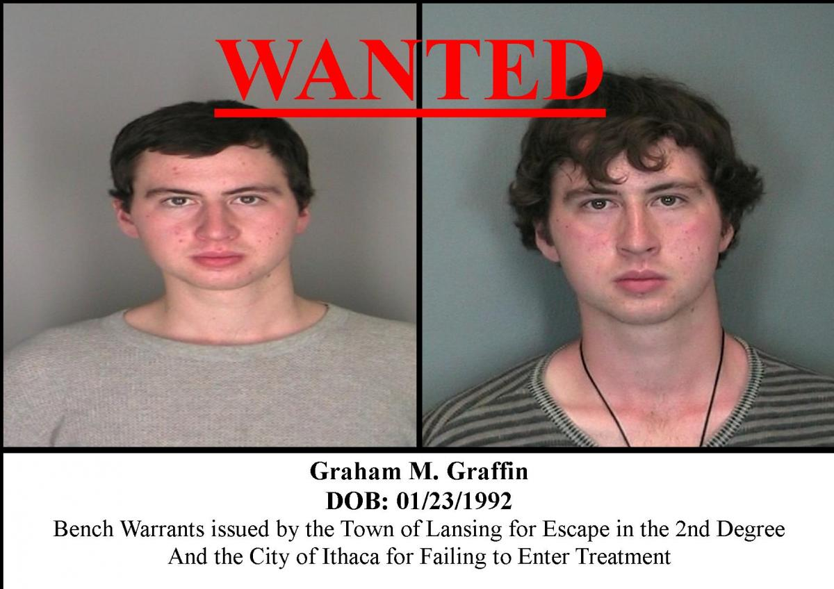 Graham Graffin Warrant