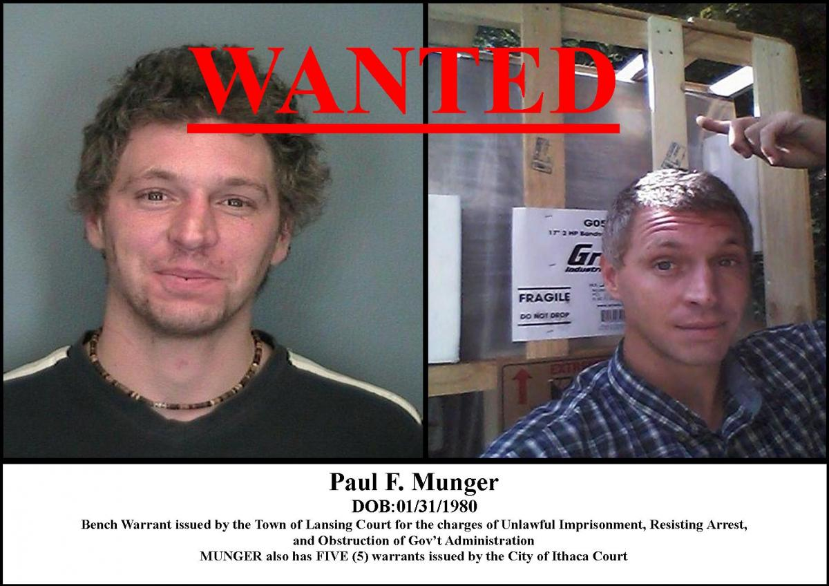 Paul Munger Warrant