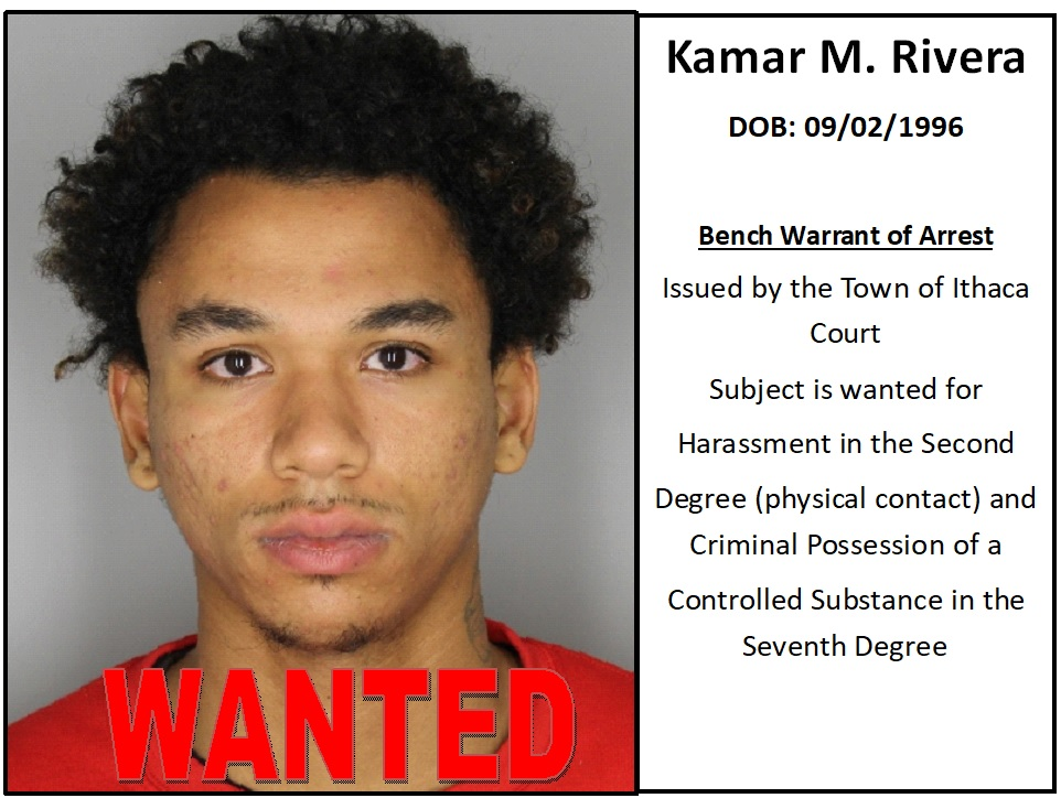 Kamar Rivera Warrant