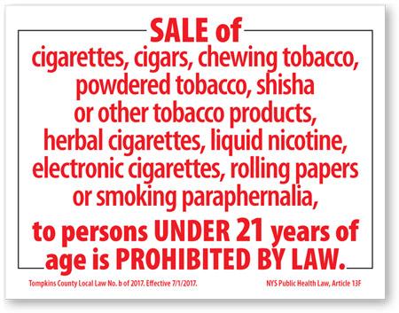 Tobacco Free Tompkins - Home | www tompkinscountyny gov