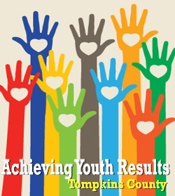 Achieving Youth Results logo